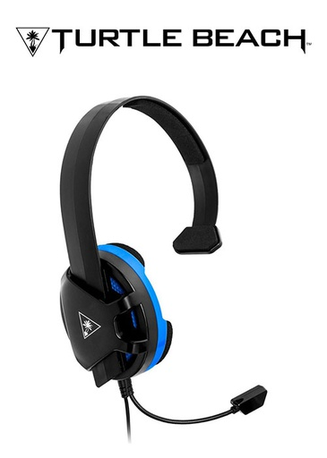 [203562] Turtle Beach PS4 Ear Force Recon Chat Wired Headset
