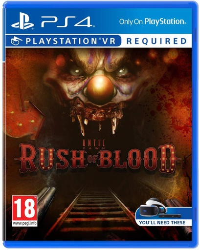 [S203640] PVR Until Dawn: Rush of Blood R2