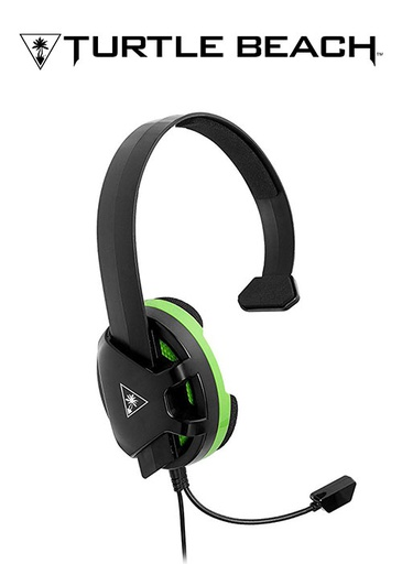 [203653] Turtle Beach XB1 Ear Force Recon 30X Chat Wired Headset