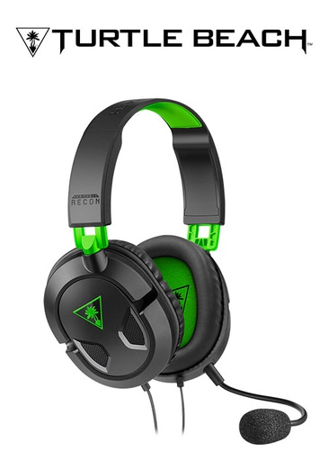 [203659] Turtle Beach XB1 Ear Force Recon 50X Wired Headset