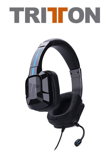 [203735] Kama PS4 Headset Wired Stereo Tritton