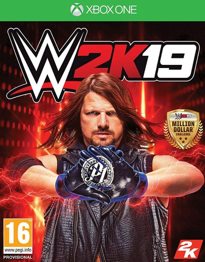 [203836] XB1 WWE 2K19 PAL (Arabic)