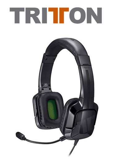 [203842] XB1 Headset Wired Stereo Tritton Kama