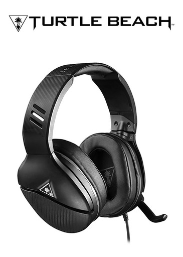 [203897] Turtle Beach PS4/XB1 Ear Force Recon 200 Wired Headset Black