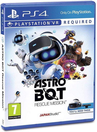 [S203914] ASTRO PVR Bot: Rescue Mission R2 Arabic