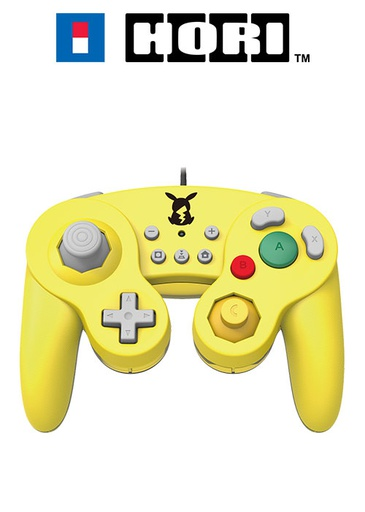 [203939] HORI NS Battle Pad Pokemon Edition Wired Controller