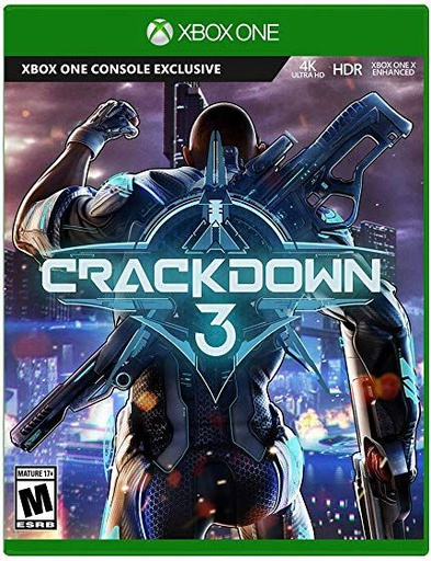 [203968] XB1 Crackdown 3 NTSC
