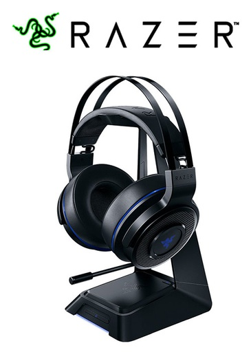 [203969] Razer PS4 Thresher Ultimate Wireless Dolby 7.1 Gaming Headset Black