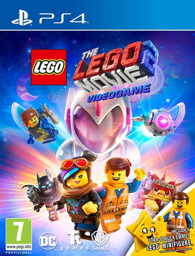 [204027] PS4 The Lego Movie 2 Videogame R2