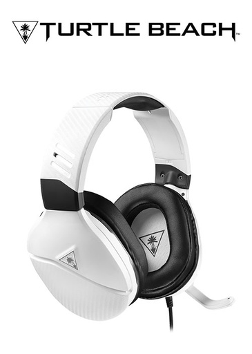 [204039] Turtle Beach Ear Force Recon 200 Wired Headset White