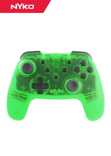 [204052] Nyko NS Wireless Core Controller - Green