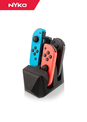 [204059] Nyko NS Charge Block 4 port Joy-Con Charge Station