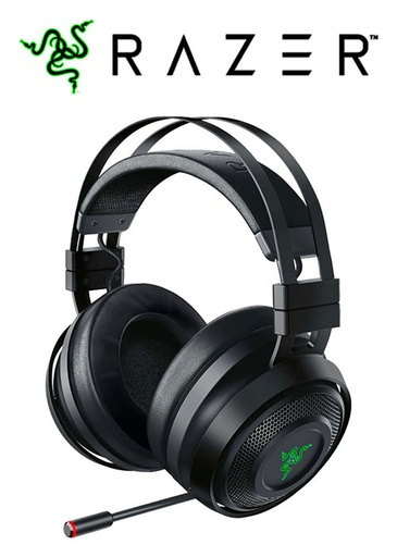 [204090] Razer Nari Ultimate Wireless Gaming Headset With Hypersense Tech
