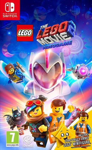 [204098] NS The lego Movie 2 Video Game PAL