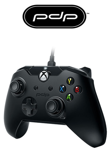 [204194] PDP XB1 Wired Controller Raven Black