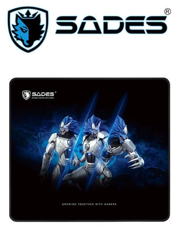 [204222] SADES Frost Cloth Gaming Mousepad