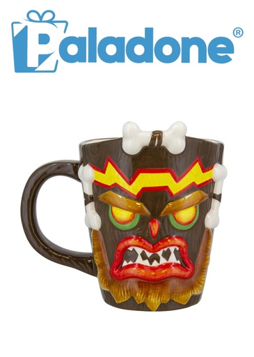 [204247] Paladone Uka Uka Shaped Mug