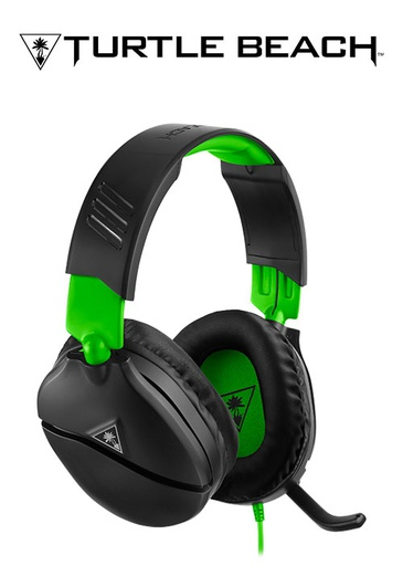 [204281] Turtle Beach XB1 Ear Force Recon 70 Wired Headset