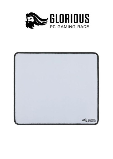 [204289] Glorious Mouse Pad - Large - White