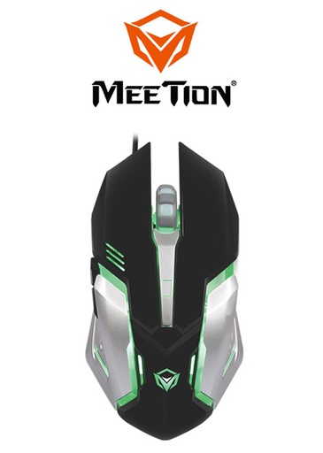 [224344] Meetion M915 Gaming Mouse- Black