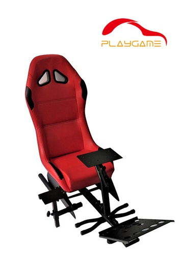 [234373] Playgame Seat Red GY021