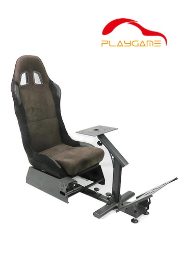 [234376] Playgame Seat Black GY024