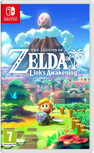 [384493] NS The Legend of Zelda: Link's Awakening PAL