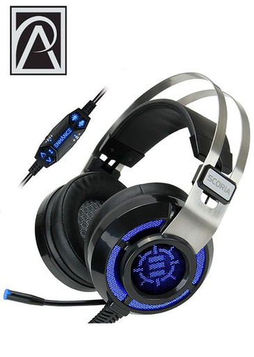 [534570] ENHANCE Scoria Gaming Headset