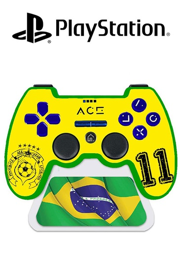 [22295] PS3 ACE Champion Edition Controller - Brazil (Subsonic)