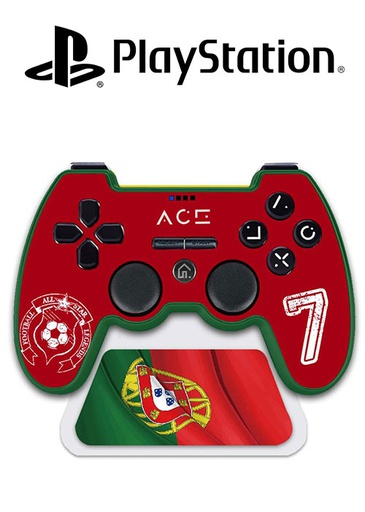 [22297] PS3 ACE Champion Edition Controller - Portugal (Subsonic)