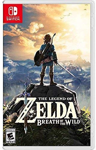 [163241] NS The Legend of Zelda: Breath of the Wild NTSC