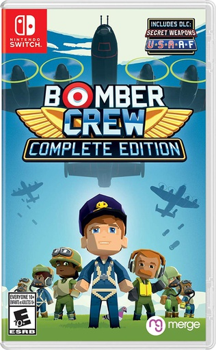 [624686] NS BOMBER Crew Complete Edition NTSC