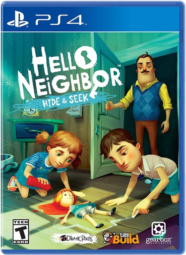 [624711] PS4 Hello Neighbor Hide And Seek R1