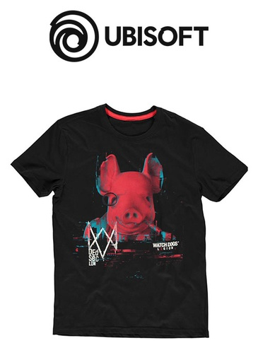 Watch Dogs: Legion - Pork Head Men's T-shirt