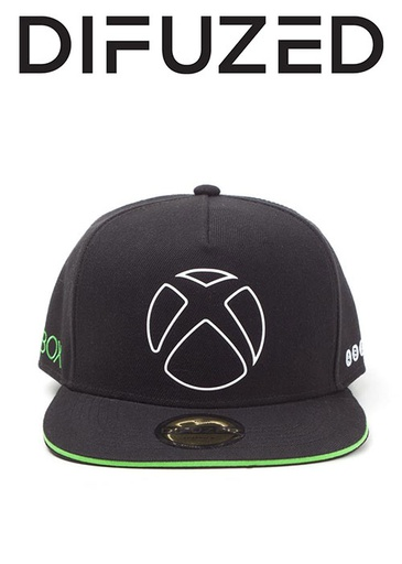 [675670] Xbox - Ready To Play Snapback Cap