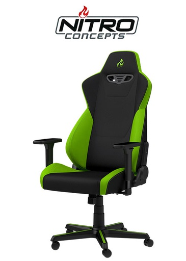 [675773] Nitro Concepts S300 - Atomic Green Gaming chair