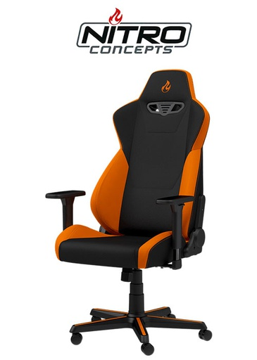 [675774] Nitro Concepts S300 - Horizon Orange Gaming chair