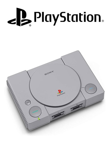 [675810] PS Classic Console