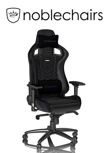 [675951] Noblechairs EPIC Series - Black/Blue