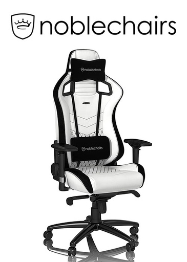 [675953] Noblechairs EPIC Series - White