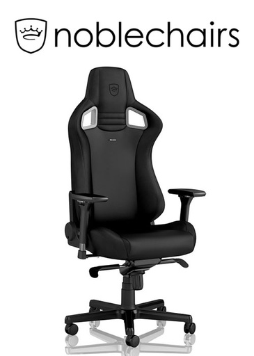 [675954] Noblechairs EPIC  Gaming Chair - BLACK EDITION