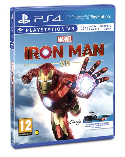 [SP675978] PS4 Iron Man VR R2