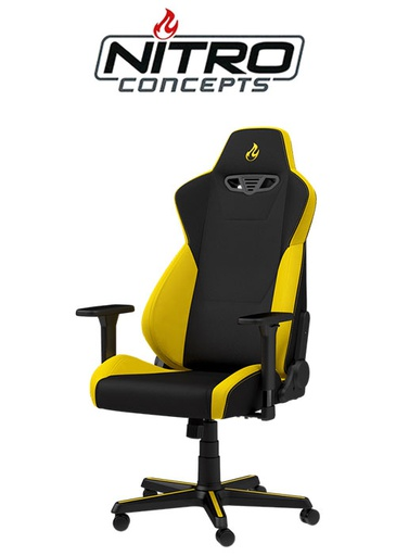 [676231] Nitro Concepts S300 - Astral Yellow Gaming chair