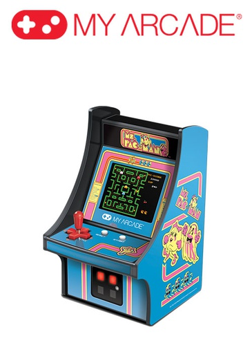 [676276] My Arcade MS. PAC-MAN MICRO PLAYER