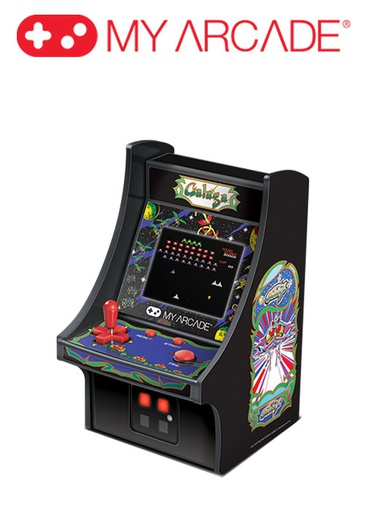 [676278] My Arcade GALAGA MICRO PLAYER