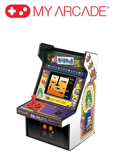 [676279] My Arcade DIG DUG MICRO PLAYER
