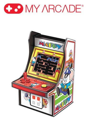 [676281] My Arcade MAPPY MICRO PLAYER