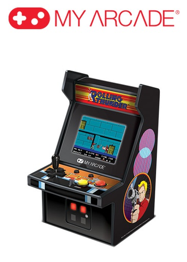 [676282] My Arcade ROLLING THUNDER MICRO PLAYER