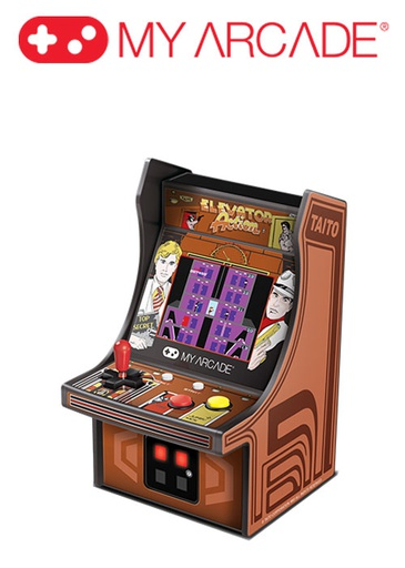 [676283] My Arcade ELEVATOR ACTION MICRO PLAYER