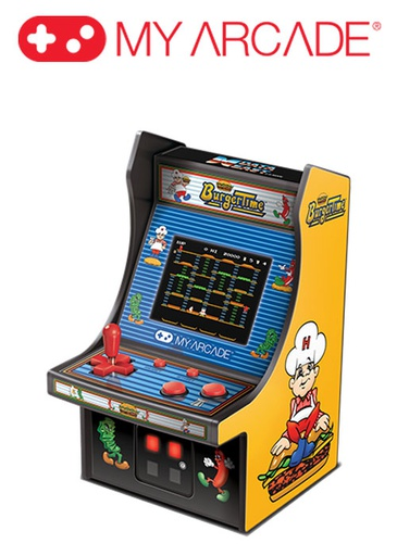 [676285] My Arcade BURGERTIME MICRO PLAYER